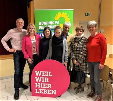 Grüne wählen Jürgen Söll einstimmig zum Bürgermeisterkandidaten